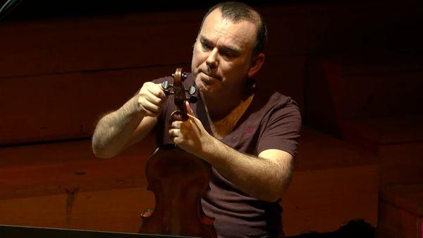 Improvisation de Benjamin De La Fuente