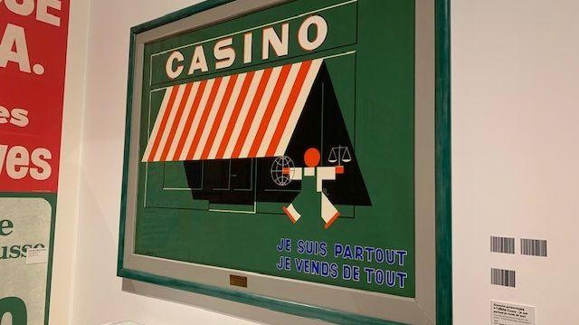 """""""Vendre de tout, être partout. Casino"""""""