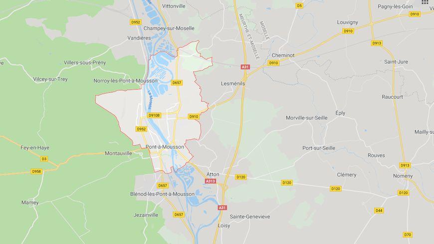 Les coupures de gaz concernent le secteur de Pont-à-Mousson selon GRDF.