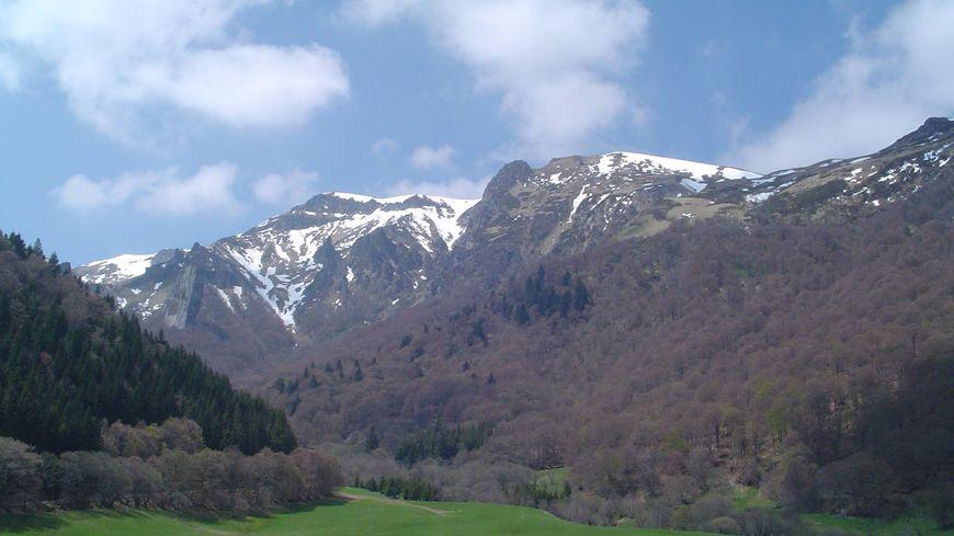La chute s'est produite alors que les randonneurs marchaient dans la vallée de Chaudefour