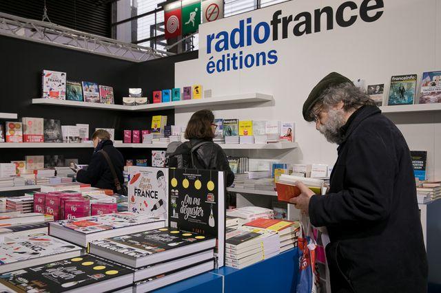 Éditions Radio France à Livre paris 2018