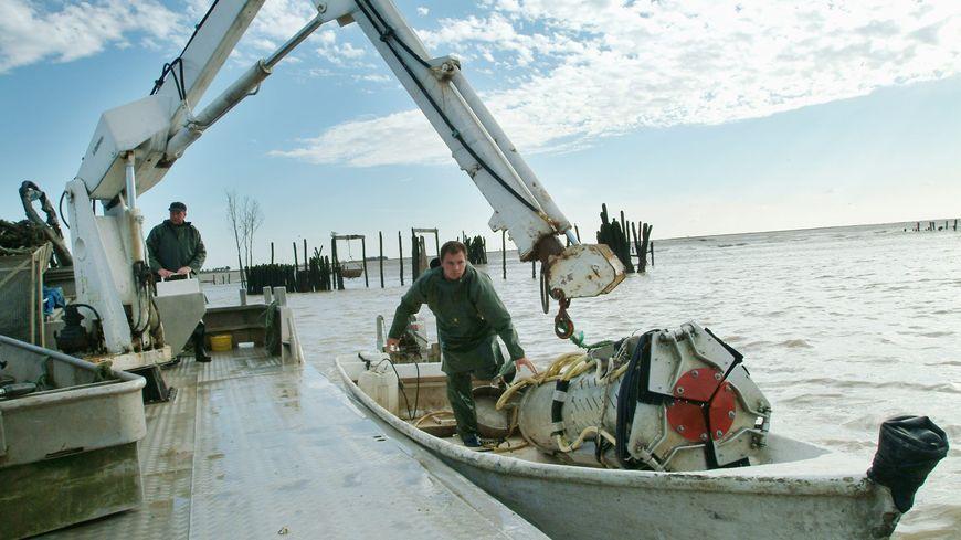 La mytiliculture et la pêche font partie de l'identité de Charron, qui modernise ses installation pour continuer à se développer