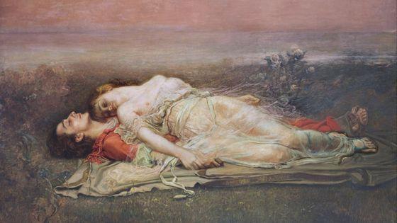 Tristan et Iseult, auteur inconnu / Musée des Beaux-arts de Bilbao – Messiaen, Turangalîla-Symphonie Musicopolis