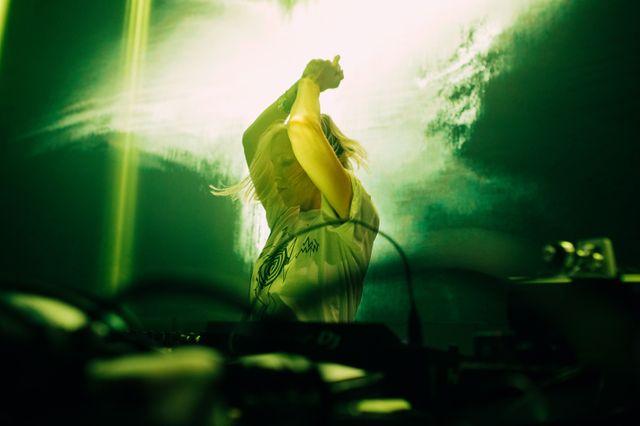 La DJ et musicienne Ellen Allien