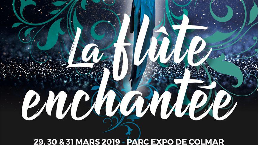 """Labopéra d'Alsace présente """"La Flûte Enchantée"""""""