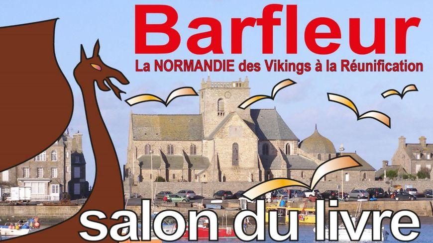 Le salon du livre de Barfleur 2019 avec France Bleu Cotentin