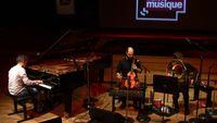 Improvisation de Carl-Ludwig Huebsch, Pierre-Yves Martel et Philip Zoubek