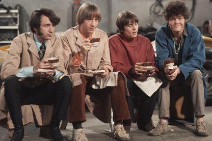The Monkees en 1960.