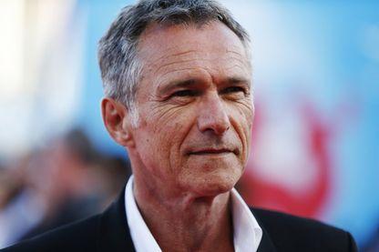 Le comédien français Bruno Wolkowitch, lors du Festival du cinéma américain de Deauville 2017