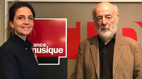 Bertrand Blier et Elsa Boublil