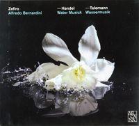 Wassermusik de Telemann dirigée par Alfredo Bernardini