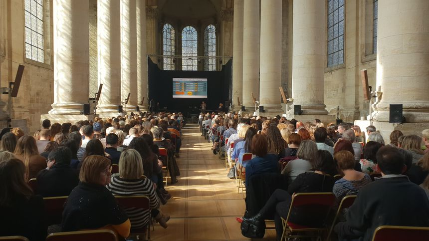 De grands événements sont organiser dans l'ancienne église des prémontrés