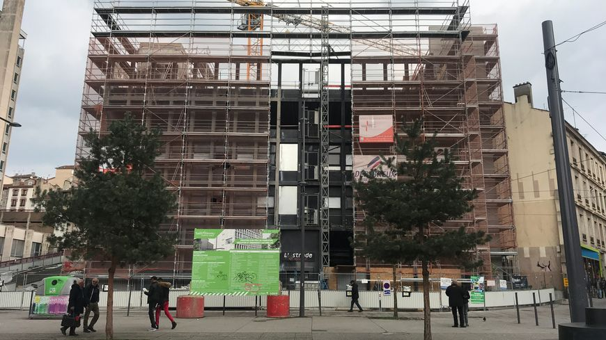 rénovation urbaine saint etienne