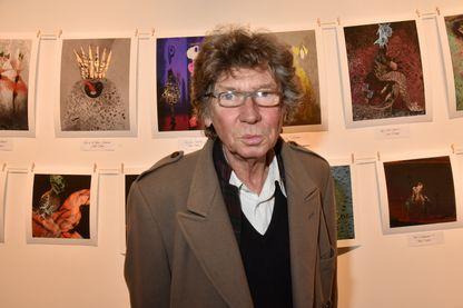 Etienne Chatiliez en février 2019 à Paris