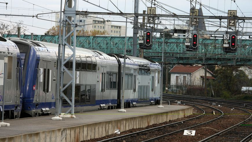 Une réflexion sur la réorganisation des circulations ferroviaires à mener sur la région AURA