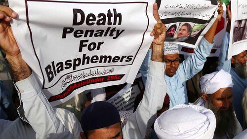 Pakistan : les damnés du blasphème
