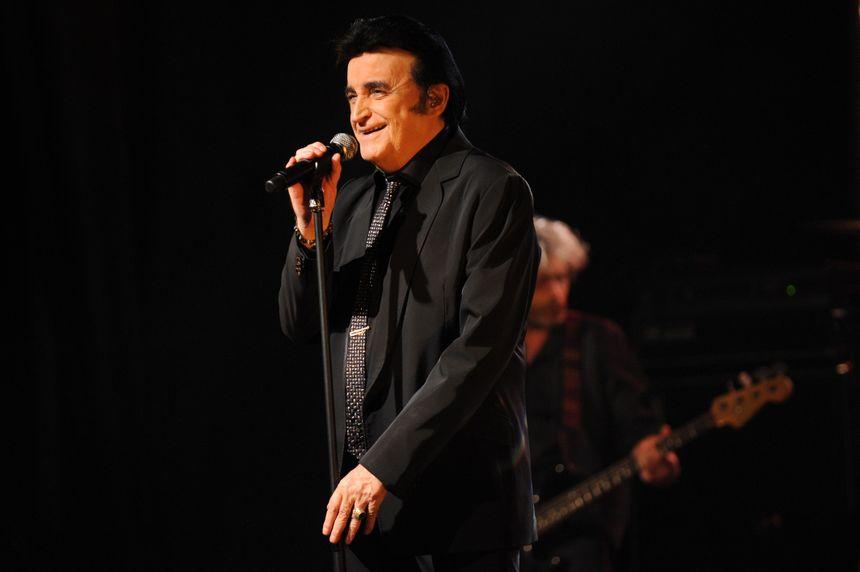 Dick Rivers en concert