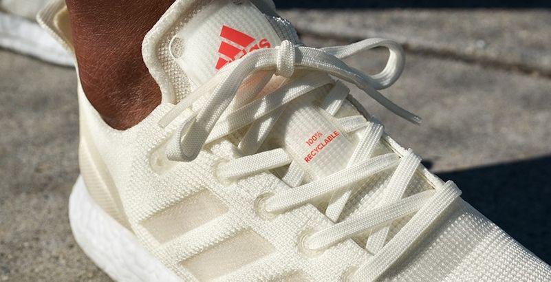 grossiste 4fb2d edcf0 Adidas dévoile la première paire 100% recyclable