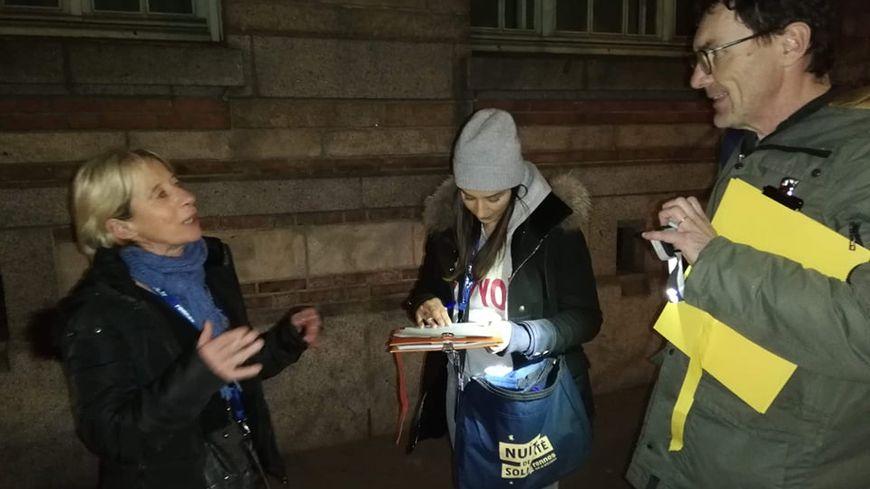 495 volontaires ont arpenté les rues de rennes pour comptabiliser les sans-abris
