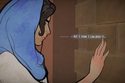 """""""Heaven's Vault"""", un jeu vidéo zen et contemplatif, où déchiffrer un ancien langage est la clé de l'aventure"""