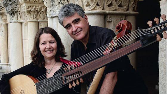Claire Antonini et Renaud Garcia-Fons