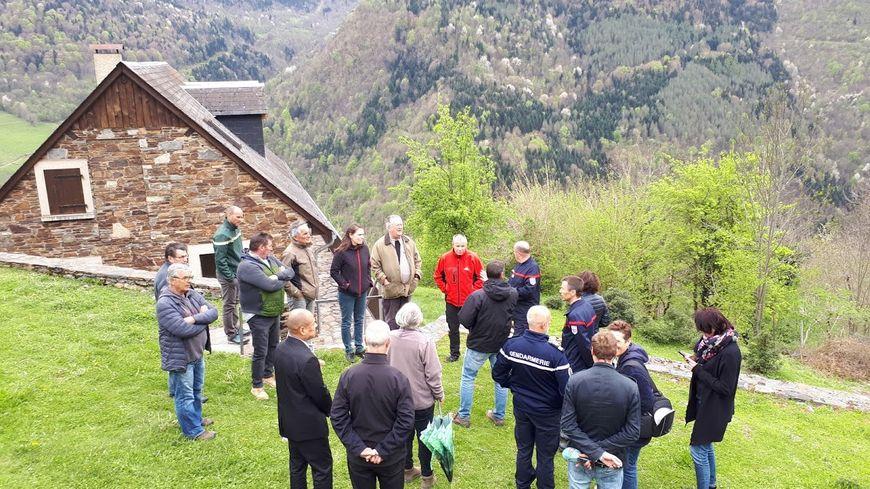 Les maires des villages formés par les pompiers sur le débroussaillage contre les risques d'incendie