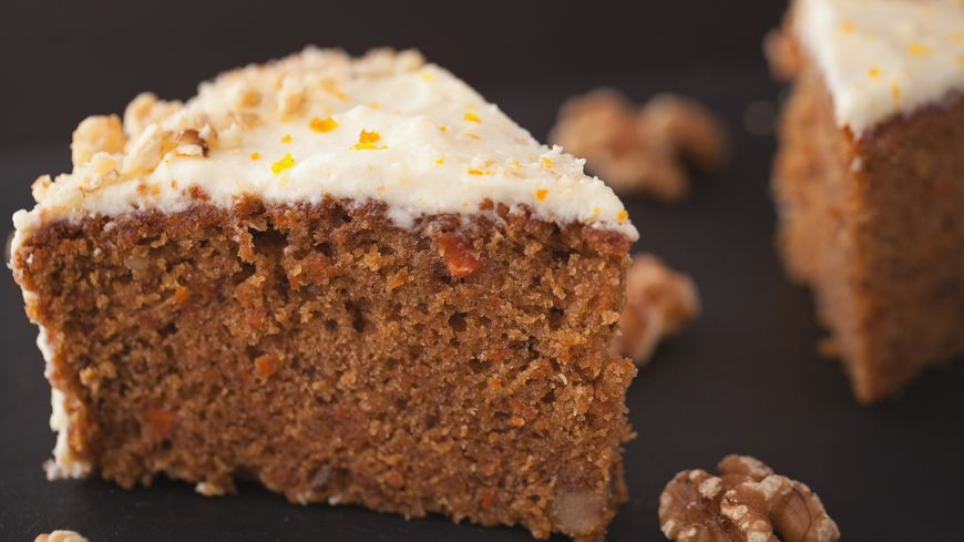 Du bon gâteau aux carottes