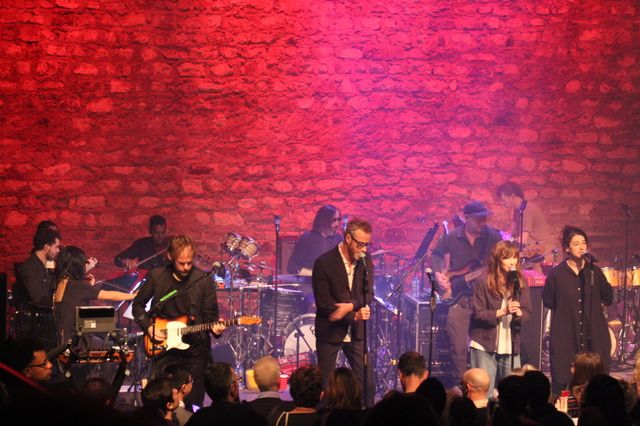 The National en concert au Café de la Danse pour France Inter