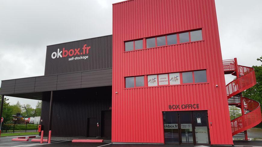 Il est désormais possible de récupérer ses marchandises Ikea dans le point relais OKBOX à Laval