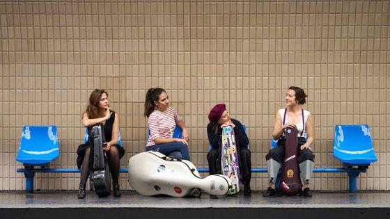 Le Quatuor Zaïde fête ses 10 ans
