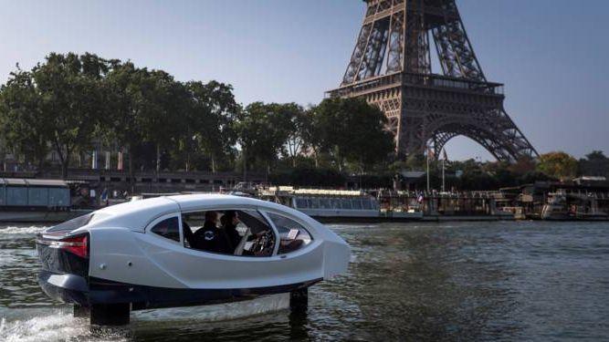 Les transports insolites à Paris
