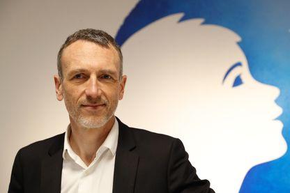 Emmanuel Faber PDG de Danone
