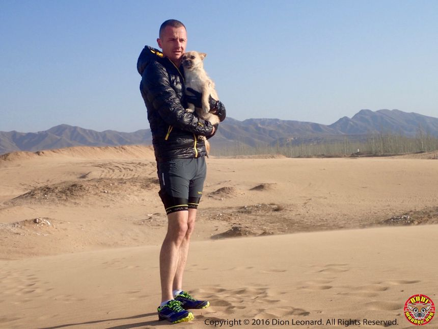 Dion t Gobi, dans le désert de Gobi