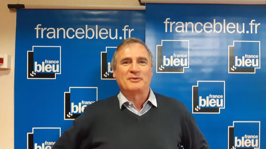 Jean-Chritophe Gigault, directeur de la LPO en Auvergne