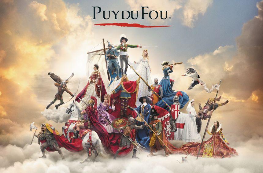 Puy du Fou - Saison 2019