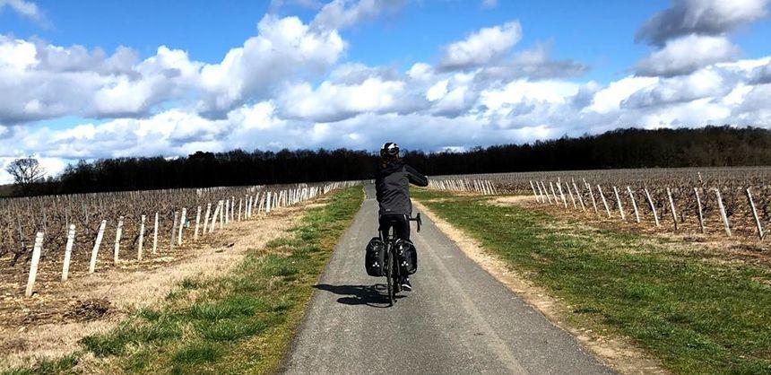 Le défi à vélo de Pierre Boussion : 13 000 km contre le cancer