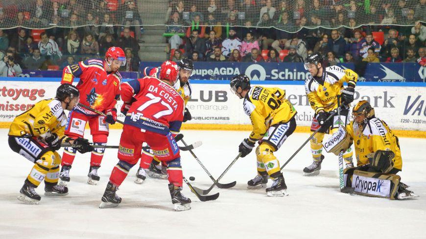 Grenoble et Rouen se retrouvaient à Pôle Sud pour le troisième match de la finale