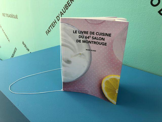 Le livre de cuisine de Marie Glaize