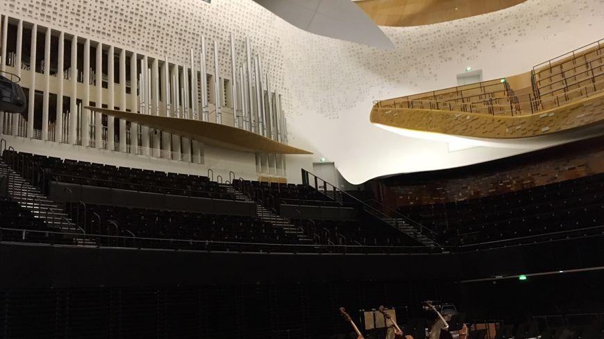 Grande salle Pierre Boulez - Philharmonie de Paris