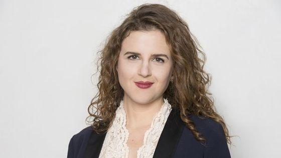 La mezzo-sorpano Eva Zaïcik
