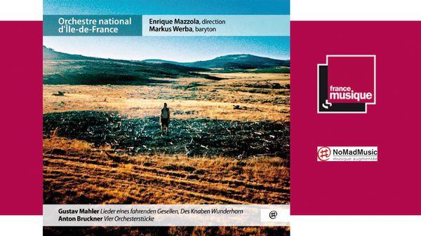 Sortie CD : Orchestre national d'Île-de-France - direction Enrique Mazzola