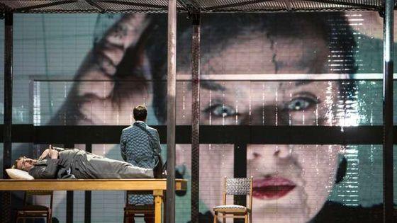 Ausriné Stundyté se blesse à l'Opéra Bastille, jusqu'au 25 avril 2019