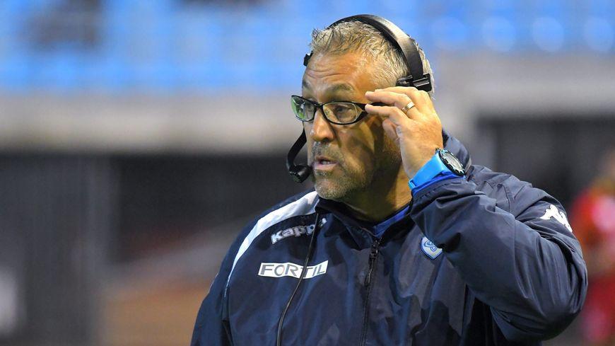 Christophe Urios, le manager du Castres Olympique.