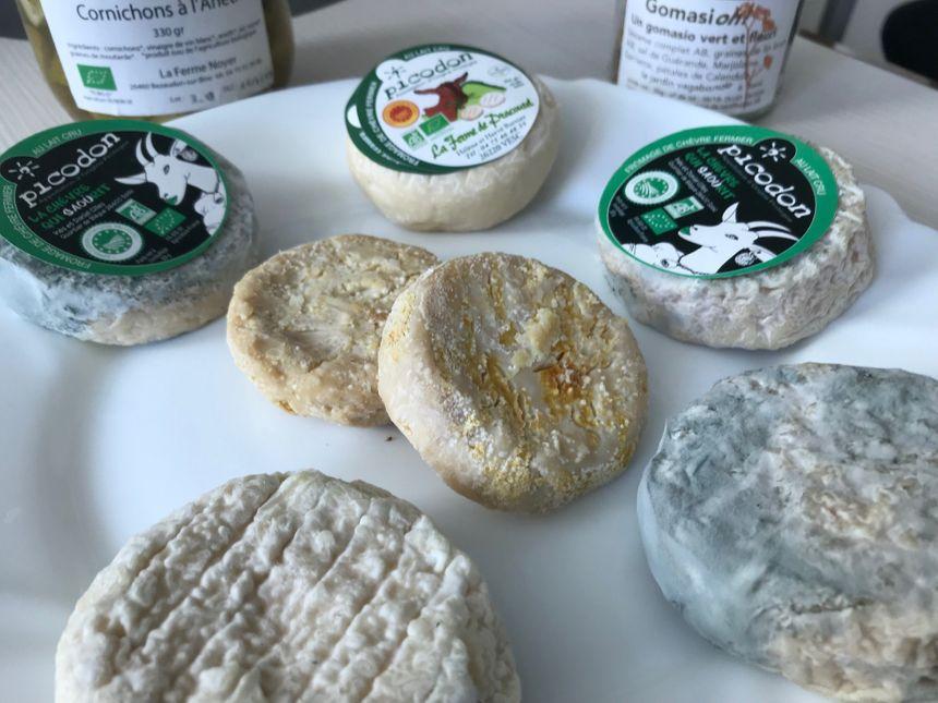 Picodon, fromage de chèvre