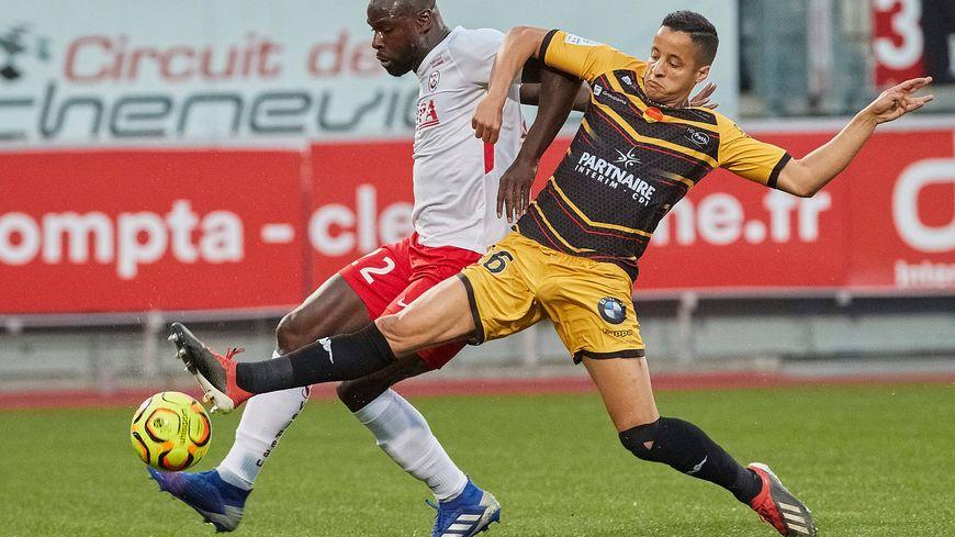 Battu à Nancy, l'US Orléans hypothèque ses chances de jouer les barrages d'accession à la Ligue 1