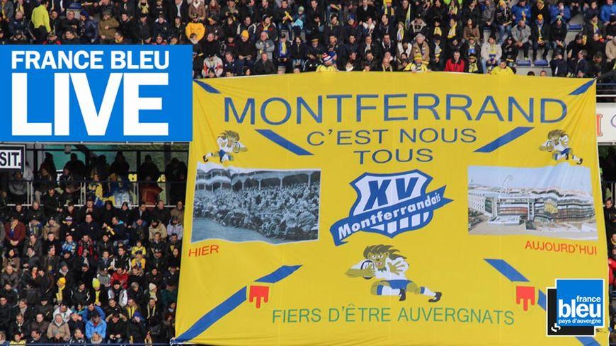 Suivez Stade Français-Clermont ce dimanche 28 avril en direct sur France Bleu Pays d'Auvergne.