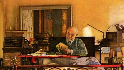 Raconter les images (2/4) : Matisse, roman et poème