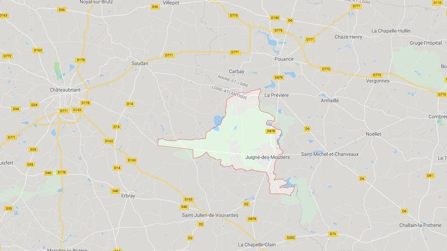 Le maire de Juigné-des-Moutiers, en Loire-Atlantique, souhaitait que sa commune fasse un don de 1.000 euros après l'incendie de Notre-Dame de Paris, ce lundi soir.