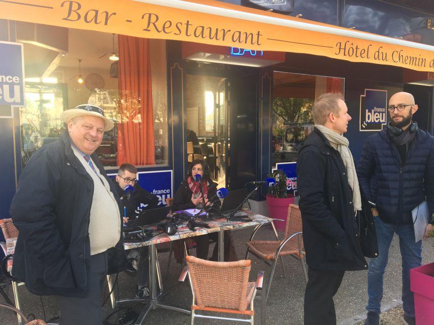 Les équipes de France Bleu Auxerre se sont mobilisé dès six heures du matin en gare de Sens pour vous parler du quartier