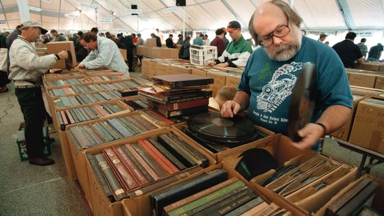 Le retour spectaculaire des disques vinyles reste très marginal concernant la musique classique